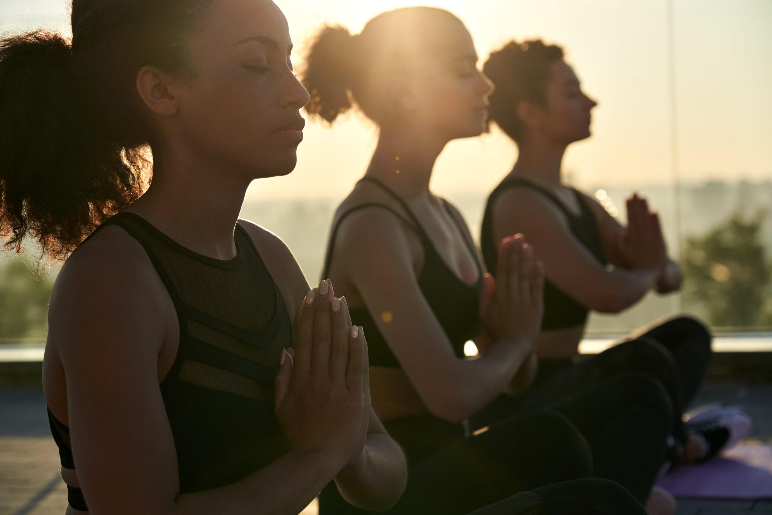 Meditation to help balance homones