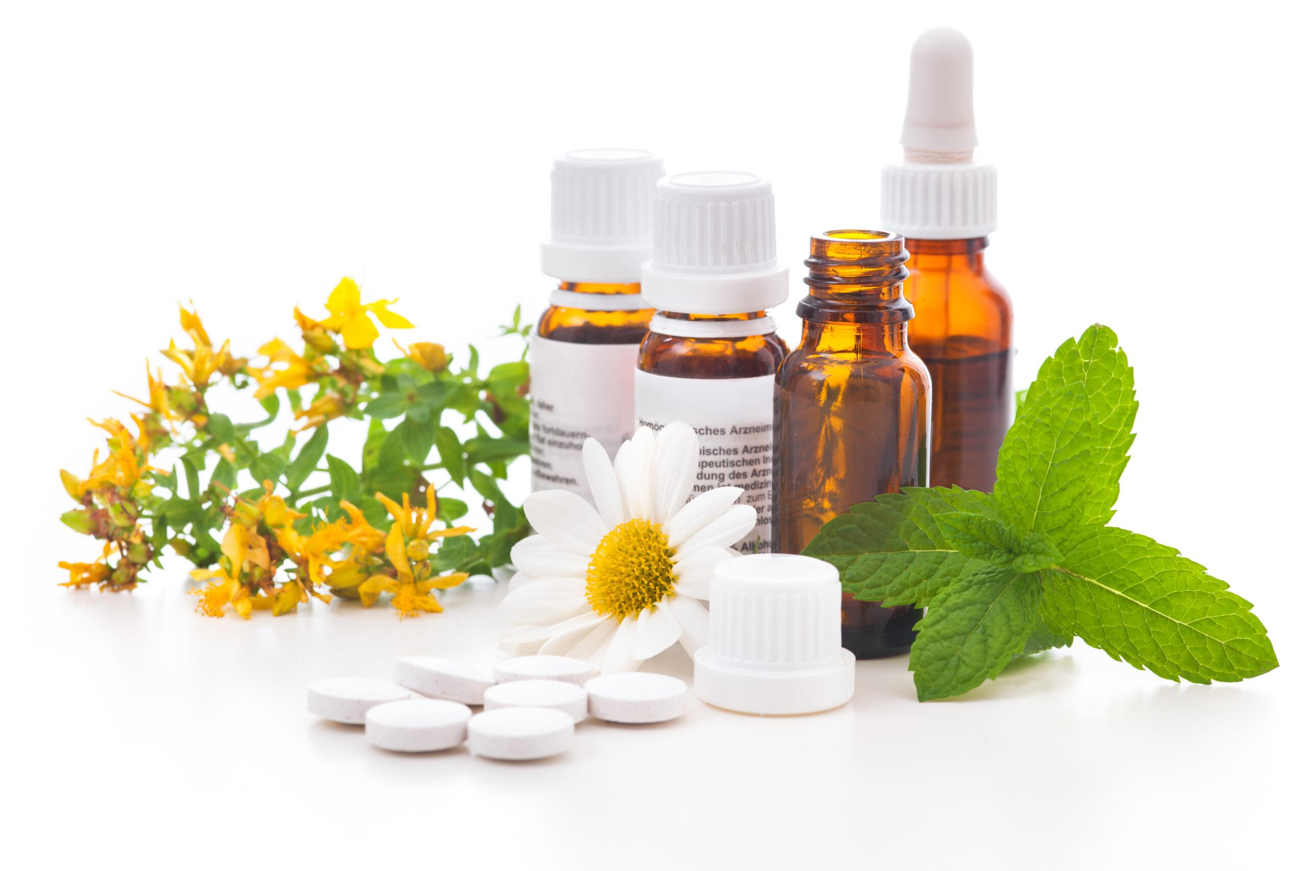naturopathic medicine supplements